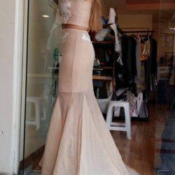 Φούστα μπούστο για γάμο